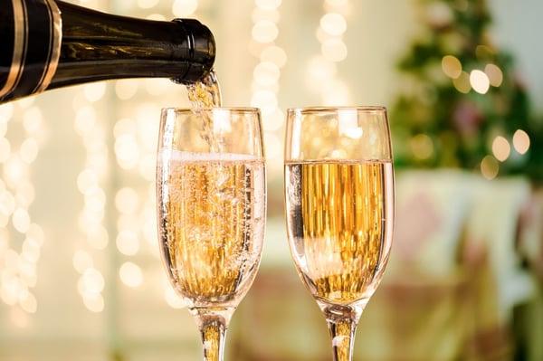 champagne-noel