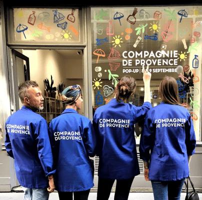 popup-store-compagnie-provence-lancement-produit-snapevent