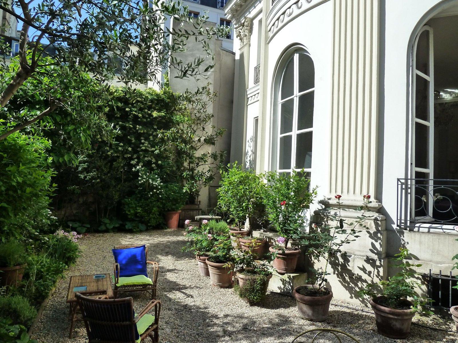 appartement avec jardin elisabeth