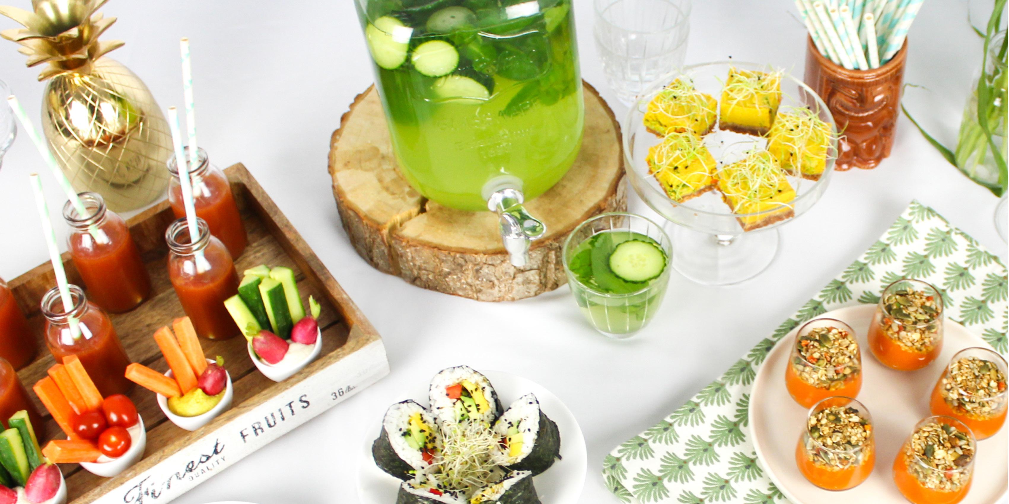 cocktail veggie bluffant