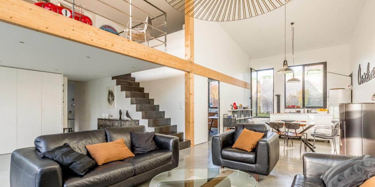 loft moderne katia